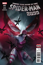 Image: Spider-Man 2099 #17 - Marvel Comics
