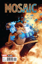 Image: Mosaic #2 (variant cover - Totino)  [2016] - Marvel Comics