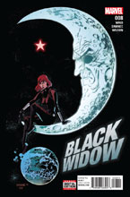 Image: Black Widow #8 - Marvel Comics