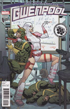 Image: Unbelievable Gwenpool #8 (Sliney Steam variant cover) - Marvel Comics
