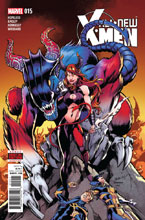 Image: All-New X-Men #15 - Marvel Comics