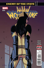 Image: All-New Wolverine #14  [2016] - Marvel Comics