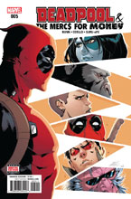 Image: Deadpool & the Mercs for Money #5 [2017]  [2016] - Marvel Comics