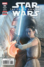 Image: Star Wars: The Force Awakens Adaptation #6  [2016] - Marvel Comics