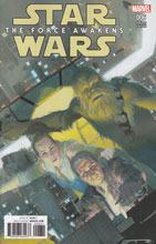 Image: Star Wars: Force Awakens Adaptation #6 (Ribic variant cover - 00631)  [2016] - Marvel Comics