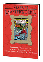 Image: Marvel Masterworks: Daredevil Vol. 11 HC  (DM variant cover) (242) - Marvel Comics