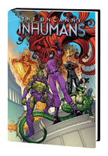 Image: Uncanny Inhumans Vol. 01 HC  - Marvel Comics