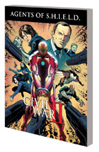 Image: Agents of S.H.I.E.L.D. Vol. 02: Under New Management SC  - Marvel Comics