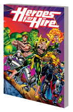 Image: Luke Cage, Iron Fist & The Heroes for Hire Vol. 01 SC  - Marvel Comics