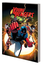 Image: Young Avengers by Allan Heinberg & Jim Cheung: The Complete Collection SC  - Marvel Comics
