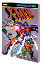 Image: X-Men Epic Collection: Lonely Are the Hunted SC  - Marvel Comics