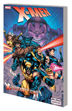 Image: X-Men: X-Cutioner's Song SC  (new printing) - Marvel Comics