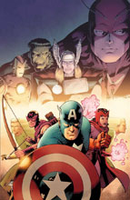 Image: Avengers #1.1 by Kitson Poster  - Marvel Comics