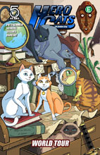 Image: Hero Cats Vol. 04: World Tour SC  - Action Lab Entertainment