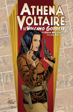 Image: Athena Voltaire and the Volcano Goddess #1 (cover A - Bryant)  [2016] - Action Lab Entertainment