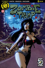 Image: Zombie Tramp #29 - Action Lab - Danger Zone