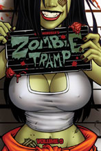 Image: Zombie Tramp Vol. 09: Skanks, Shanks, and Shackles SC  - Action Lab - Danger Zone
