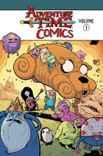 Image: Adventure Time Comics Vol. 01 SC  - Boom! Studios