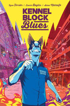 Image: Kennel Block Blues SC  - Boom! Studios