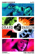 Image: Grand Passion #1 (cover A - Cassaday)  [2016] - Dynamite