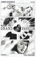 Image: Grand Passion #1 (cover B incentive - Cassaday) (15-copy)  [2016] - Dynamite