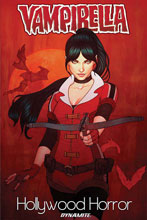 Image: Vampirella: Hollywood Horror SC  - Dynamite