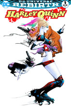 Image: Harley Quinn #1 (DFE Limited Series signed in Pink by Jae Lee) - Dynamic Forces