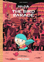 Image: Hilda and the Bird Parade SC  - Nobrow Press