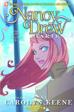 Image: Nancy Drew Diaries Vol. 08: Tiger Conter / What Goes Up... SC  - Papercutz