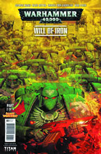 Image: Warhammer 40K: Will of Iron #2 (cover A - Listrani)  [2016] - Titan Comics