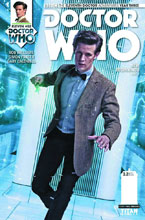 Image: Doctor Who: 11th Doctor - Year Three #2 (cover B - Photo)  [2016] - Titan Comics