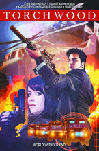 Image: Torchwood Vol. 01: World Without End SC  - Titan Comics