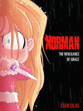 Image: Norman Vol. 03: Vengeance of Grace HC  - Titan Comics