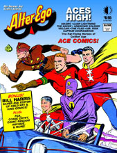 Image: Alter Ego #144 - Twomorrows Publishing