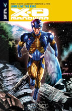 Image: X-O Manowar Vol. 12: Long Live the King SC  - Valiant Entertainment LLC