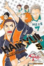 Image: Haikyu!! Vol. 05 GN  - Viz Media LLC