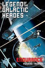 Image: Legend of Galactic Heroes Novel Vol. 03: Endurance SC  - Viz Media LLC
