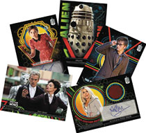 Image: Topps Doctor Who Extraterrestrial Encounters Trading Cards Box  - Topps Company