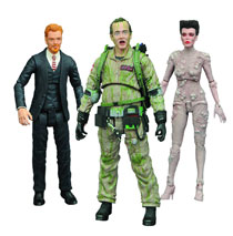 Image: Ghostbusters Select Action Figure Series 4 Assortment  - Diamond Select Toys LLC