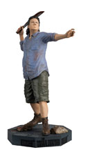 Image: Walking Dead Collector's Model: Eugene  - Eaglemoss Publications Ltd