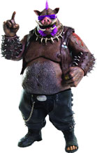 Image: Teenage Mutant Ninja Turtles Figure: Out of the Shadows - Bebop  (1/6-scale) - Three A Trading Company Ltd