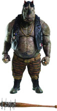 Image: Teenage Mutant Ninja Turtles Figure: Out of the Shadows - Rocksteady  (1/6-scale) - Three A Trading Company Ltd