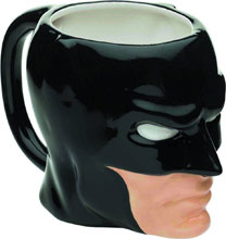 Image: DC Ceramic Sculpted Mug Batman  - Zak Designs
