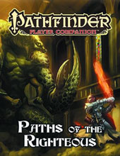 Image: Pathfinder Companion: Paths of the Righteous  - Paizo, Inc