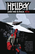 Image: Hellboy and the B.P.R.D.: 1954 SC  - Dark Horse Comics