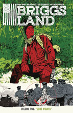 Image: Briggs Land Vol. 02: Lone Wolves SC  - Dark Horse Comics