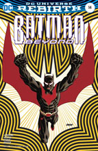 Image: Batman Beyond #14 (variant cover - Dave Johnson) - DC Comics