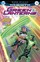 Image: Green Lanterns #34  [2017] - DC Comics