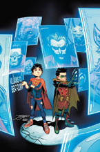 Image: Super Sons #10 - DC Comics