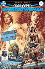 Image: Wonder Woman #35 - DC Comics